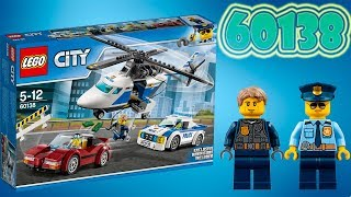 оБЗОР LEGO City 60138 -