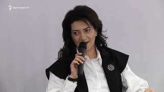 Ուզում եմ Մեհրիբան Ալիևային հրավիրել Ղարաբաղ, մենք կարող ենք ապահովել մուղամը. Աննա Հակոբյան