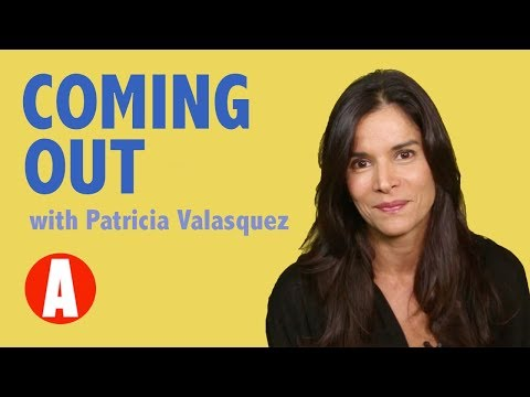 Patricia Velasquez Shares Her Coming Out Story
