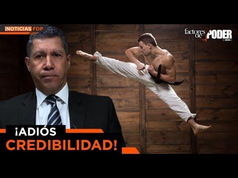ANDY SALANDY: HENRI FALCÓN NO TUVO UN MENSAJE PROPIO