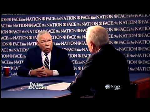 Dick Cheney vs. Colin Powell