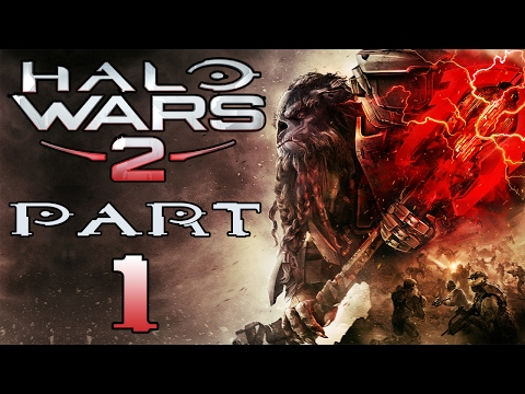 "Halo Wars 2 - Let's Play - Part 1 - ""Tutorial"""