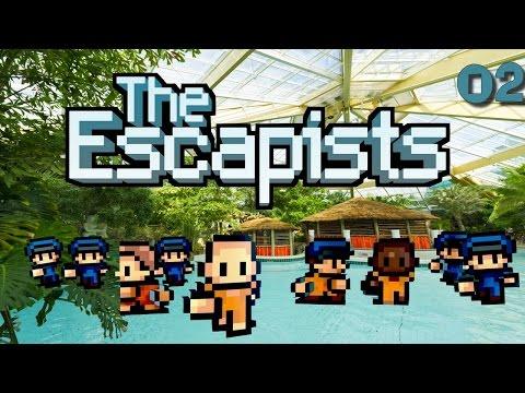 A LA RECHERCHE D'INDICE ! | The Escapists ! #Ep2