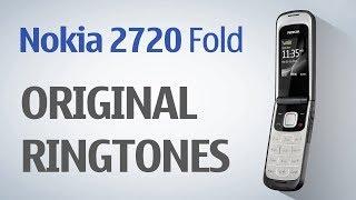 Nokia 2720 Fold Ringtones & Alert tones || Download Link in Description