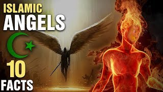 10 Surprising Types of Angels In Islam