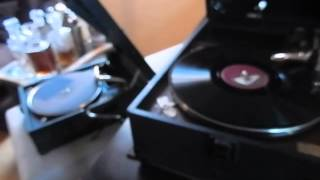 PEPPER STEAK - WASHBOARD RHYTHM KINGS - HMV