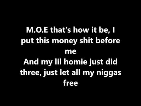 Lil Bibby Ft. King Louie - How We Move [Lyrics]