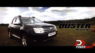 PowerDrift: Renault Duster Review