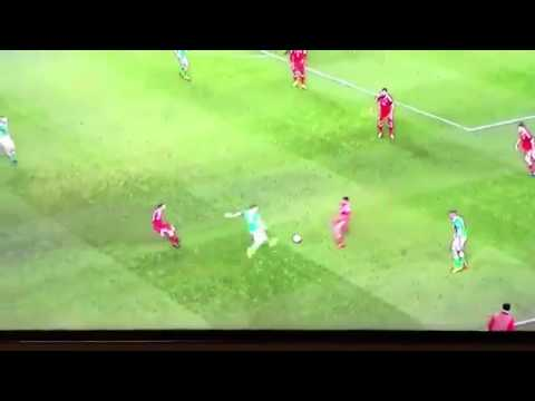 Wales V Ireland》Seamus Coleman Injury》Neil Taylor Foul
