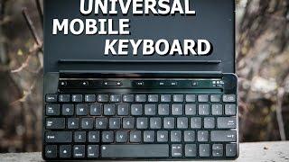 Uniwersalna klawiatura do smartfona/tabletu - test. Oto Microsoft Universal Mobile Keyboard