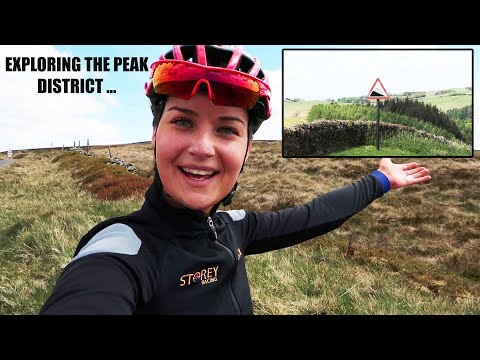 DID I SURVIVE?! ... *first Day Back Cycling In The Peak District*