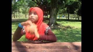 Ainan Tasneem-Kamu Saja Official (parody) fans of Brooms Bang