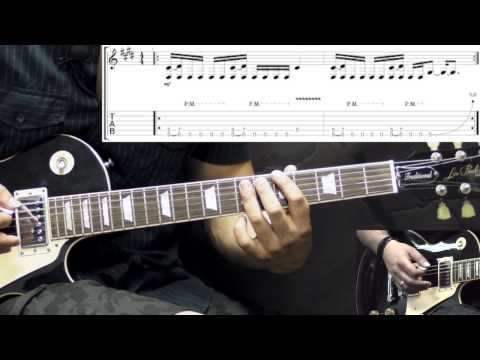 Black Sabbath - Into The Void - Metal Guitar Lesson (w/Tabs)