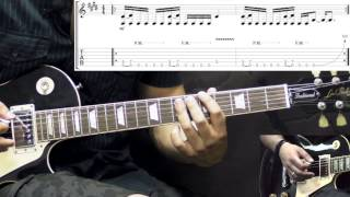 Black Sabbath - Into The Void - Metal Guitar Lesson (with Tabs)