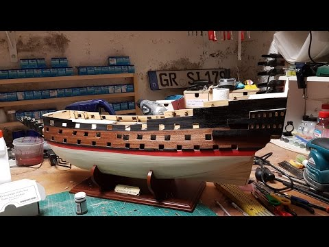 Sovereign of the Seas De Agostini #10