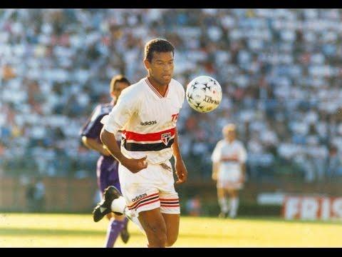 São Paulo 3 x 0 Real Madrid - (Amistoso) 1996