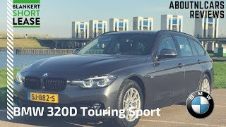 BMW 320D Touring Sport (NEW MODEL 2018) - REVIEW [4K]