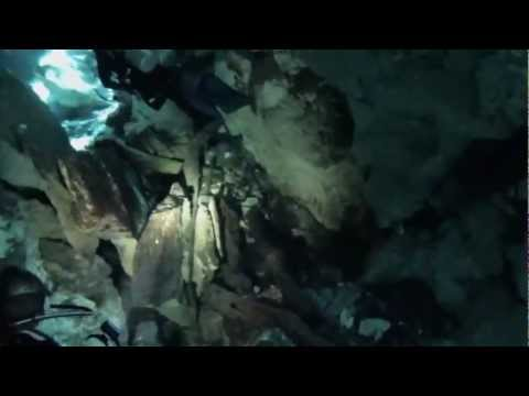 Chac Mool Cenote Part 1