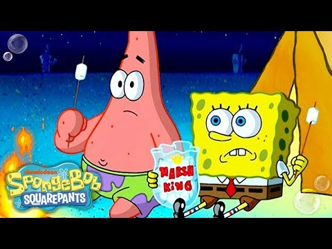 Welcome To Rock Bottom! #TBT | SpongeBob