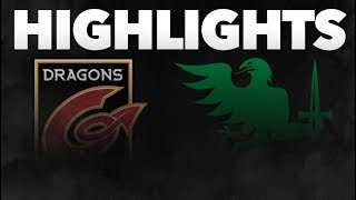 Guinness PRO14 Round 3: Dragons v Connacht Rugby Highlights
