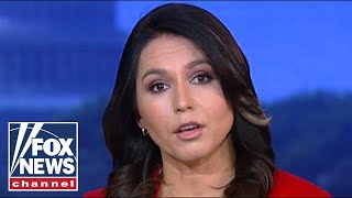 Tulsi Gabbard to Americans: War with Iran would be devastating