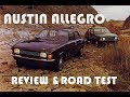 Austin Allegro 1100 Review And Road Test