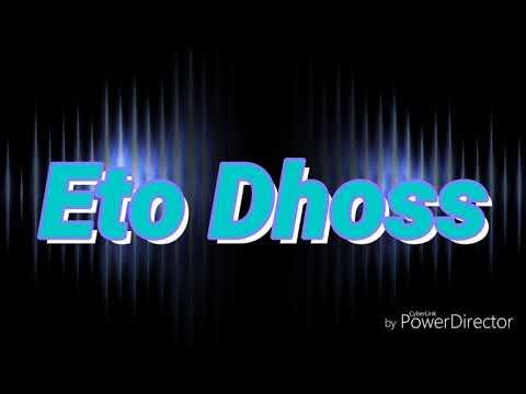 Eto Dhoss feat Hervé wandekon (Anniversaire)