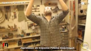 Siodełko gitarowe - jak się je robi - FOG & Dogiel Guitars