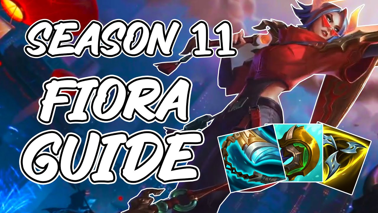 Fiora Build Guide 11 3 Fiora Handbook Top Mid Match Up Guide League Of Legends Strategy Builds