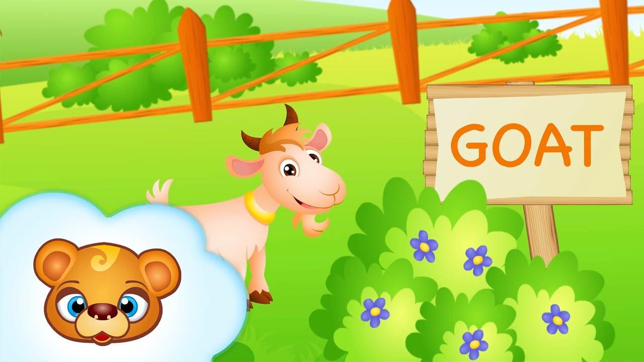 Farm nauka języka angielskiego dla dzieci