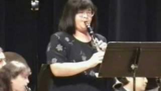Weber Concertino for Clarinet
