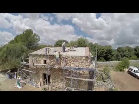Time lapse y vista aérea de Reformas - DJI + GOPRO - CONSTRUCCIONS CORIC - Realizado por Akitú
