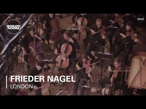 Frieder Nagel & Deutsches Symphonie-Orchester Boiler Room Berlin