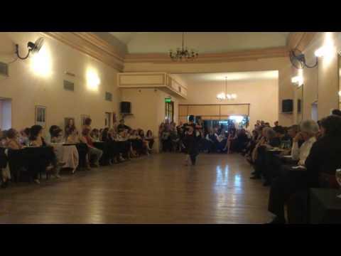 Germán Landeira & Kei Hasegawa  -Bailan Solamente ella-  Milonga Mi Refugio  26/11/16  2/4