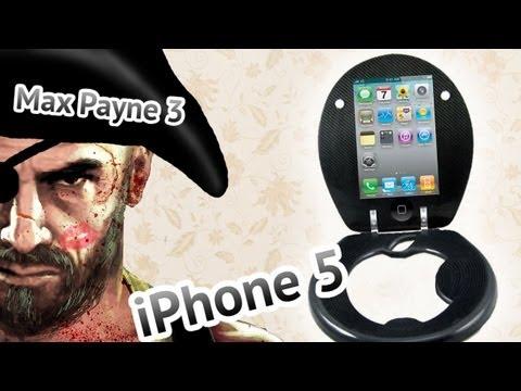Tech News для AppleInsider — iPhone 5, Windows 8 и Макс 3