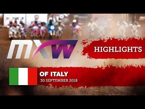 WMX Highlights Race