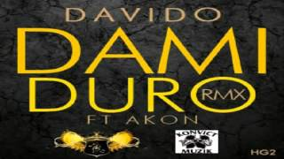 Davido Ft Akon - Dami Duro Remix Official