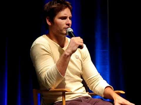 Peter Facinelli explaining his Carlise accent