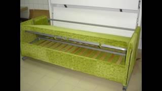 Двухъярусная кровать диван трансформер купить(, 2016-07-15T19:30:07.000Z)