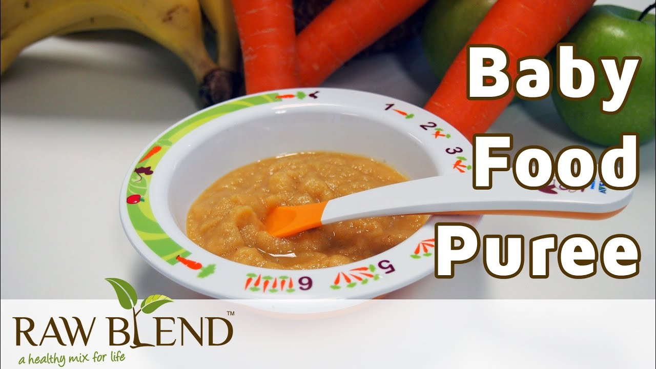 How to make baby food puree recipe in a vitamix 5200 blender by raw how to make baby food puree recipe in a vitamix 5200 blender by raw blend forumfinder Choice Image