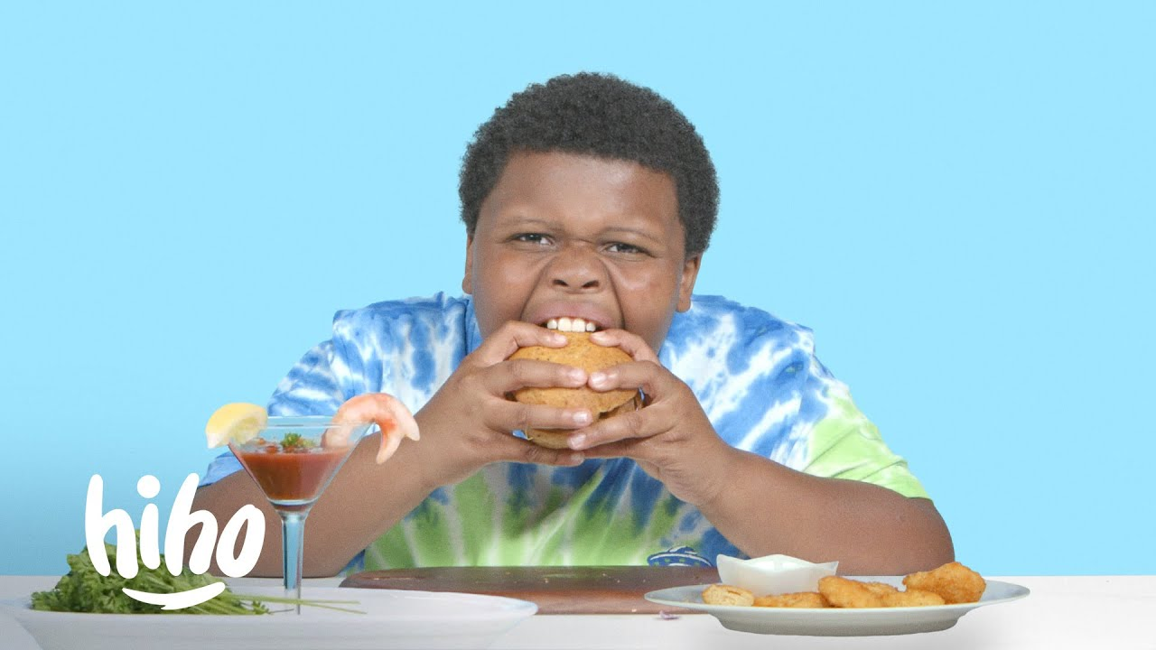 Download Kids Try Meatless Foods   HiHo Kids