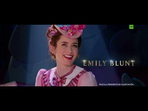 O tráiler de 'El Regreso de Mary  Poppins' pon os dentes longos a cinéfilos e nostálxicos