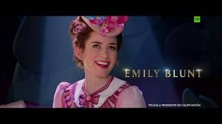 El Regreso De Mary Poppins Nuevo Tráiler Oficial En Español HD