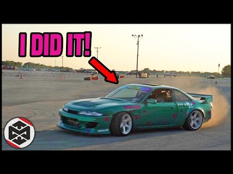 Learning to Drift! (My First Event)