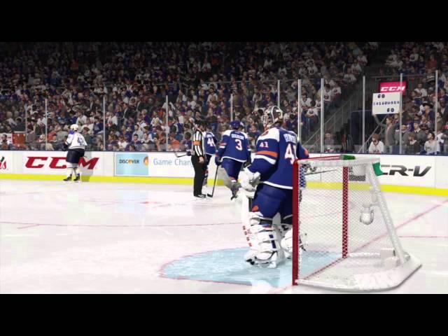 NHL® 15 Gameplay