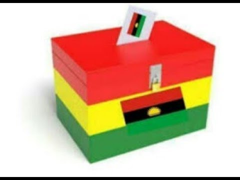 Pulling Nigeria's government towards a Biafran referendum