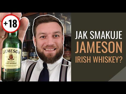Jak smakuje Jameson Irish Whiskey?