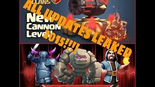 Clash Of Clans - ALL February UPDATES + 5 AWESOME GOWIPE GOWIWI war attacks