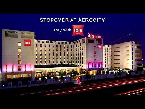 ibis New Delhi Aerocity I Economy Hotel near Delhi Airport (IGI Airport).