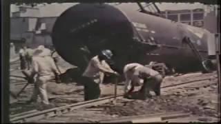 1971 explosion, fire at Mykawa train yard